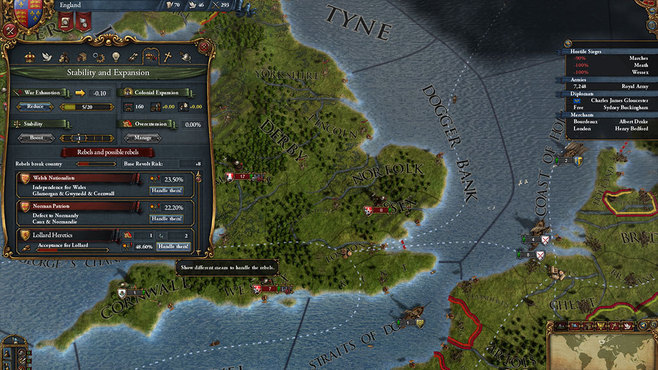 Europa Universalis IV Conquest Collection Screenshot 7