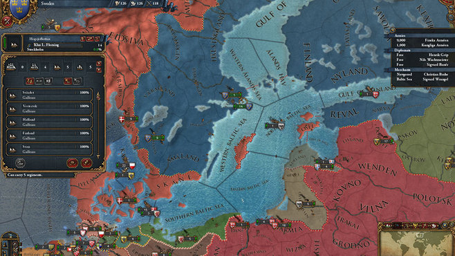 Europa Universalis IV Conquest Collection Screenshot 9