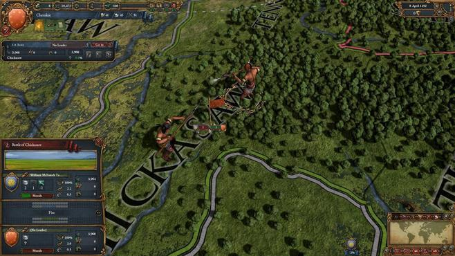 Europa Universalis IV: Conquest of Paradise Screenshot 2