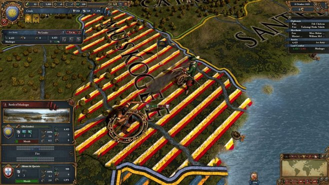 Europa Universalis IV: Conquest of Paradise Screenshot 6