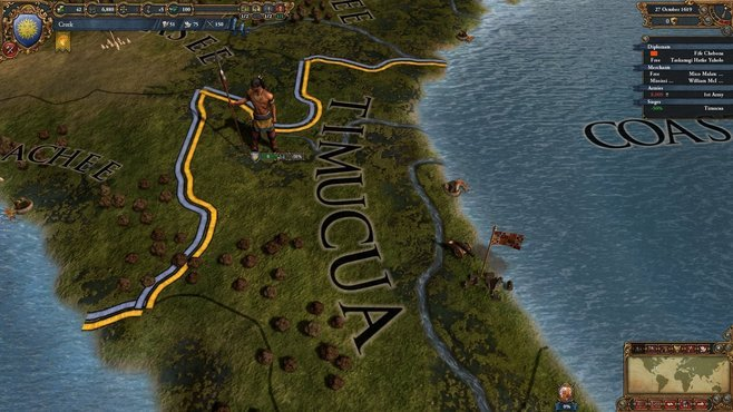 Europa Universalis IV: Conquest of Paradise Screenshot 7