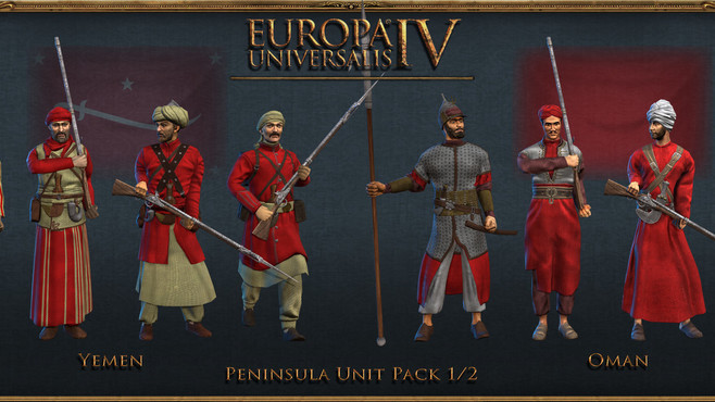 Europa Universalis IV: Cradle of Civilization Collection Screenshot 2