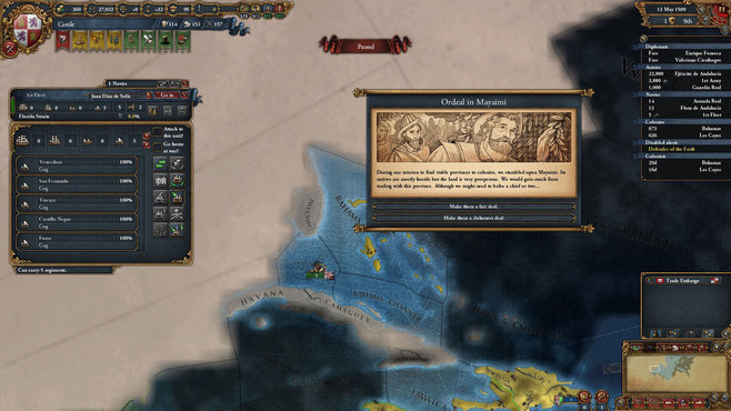 Europa Universalis IV: El Dorado Collection Screenshot 2