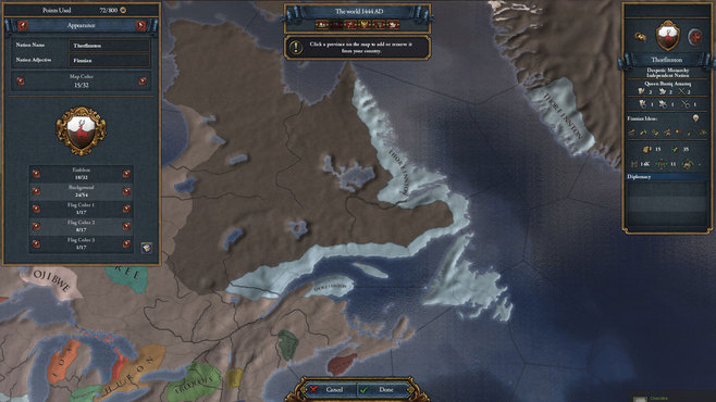 Europa Universalis IV: El Dorado Collection Screenshot 10