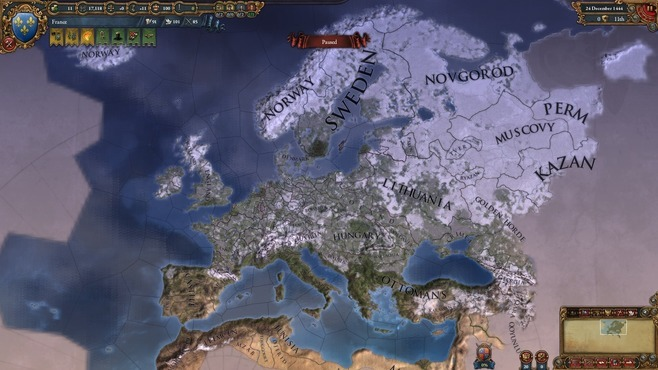 Europa Universalis IV: Empire Founder Pack Screenshot 13