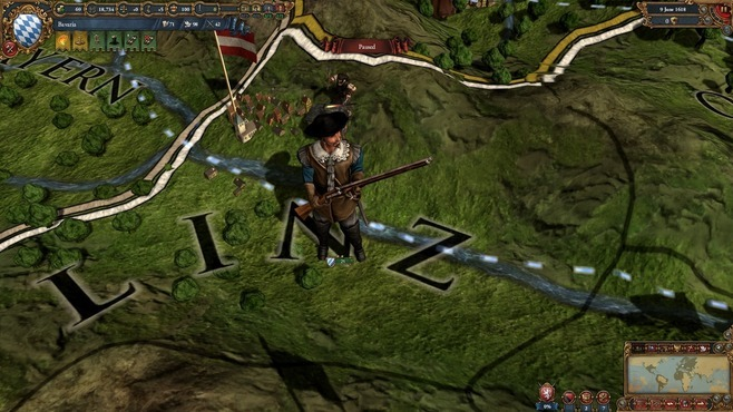 Europa Universalis IV: Guns, Drums and Steel Vol 2 Screenshot 3