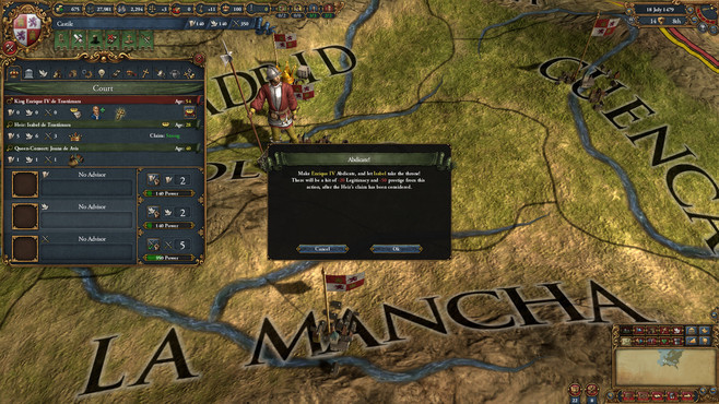 Europa Universalis IV: Rights of Man Screenshot 4