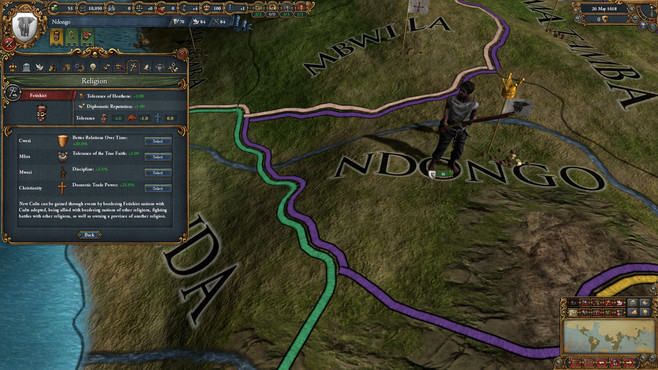 Europa Universalis IV: Rights of Man Screenshot 5