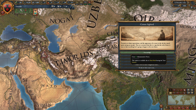 Europa Universalis IV: Rights of Man Screenshot 10