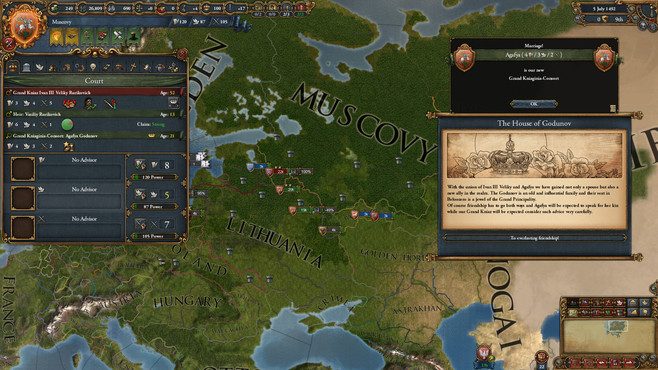 Europa Universalis IV: Rights of Man Collection Screenshot 7