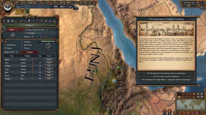Europa Universalis IV: Rights of Man Collection Screenshot 8