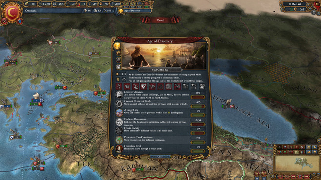 Europa Universalis IV: Mandate of Heaven Screenshot 3