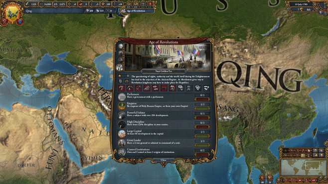 Europa Universalis IV: Mandate of Heaven Screenshot 7