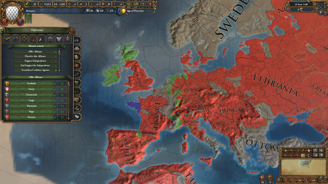 Europa Universalis IV: Mandate of Heaven Screenshot 8