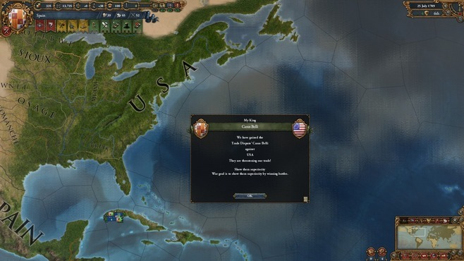 Europa Universalis IV: Wealth of Nations Screenshot 3