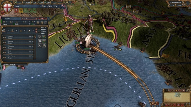 Europa Universalis IV: Wealth of Nations Screenshot 4