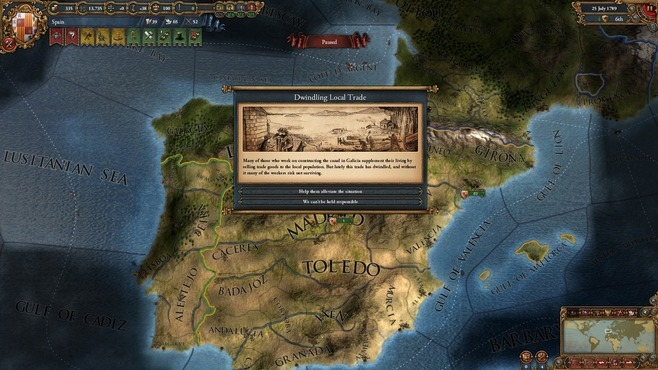 Europa Universalis IV: Wealth of Nations Screenshot 5