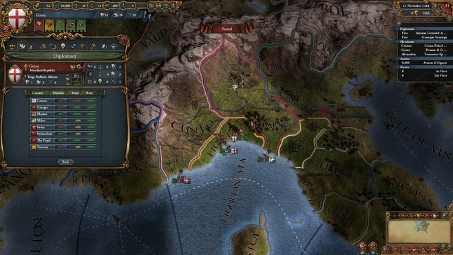 Europa Universalis IV: Wealth of Nations Screenshot 7
