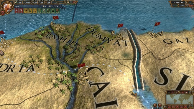 Europa Universalis IV: Wealth of Nations Screenshot 8