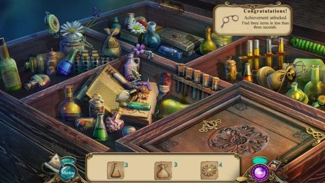 European Mystery: Flowers of Death Collector's Edition Screenshot 1