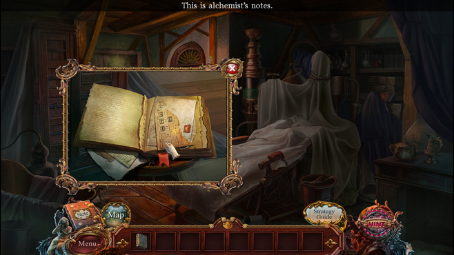 European Mystery: Scent of Desire Collector's Edition Screenshot 1