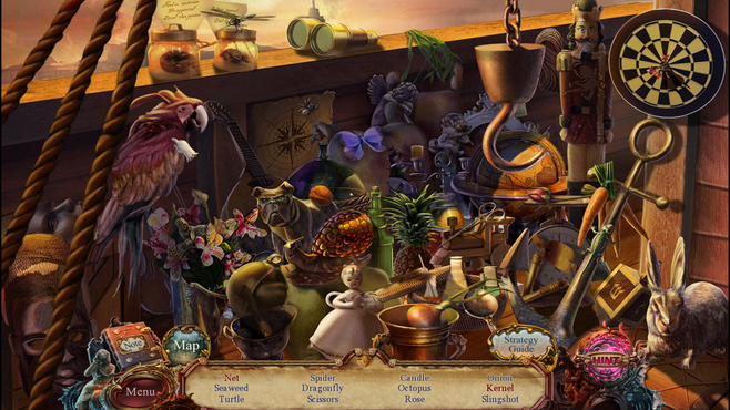 European Mystery: Scent of Desire Collector's Edition Screenshot 2