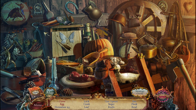 European Mystery: Scent of Desire Collector's Edition Screenshot 3