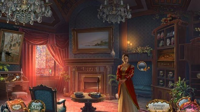 European Mystery: The Face of Envy Collector's Edition Screenshot 3