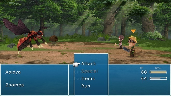Evoland Screenshot 4