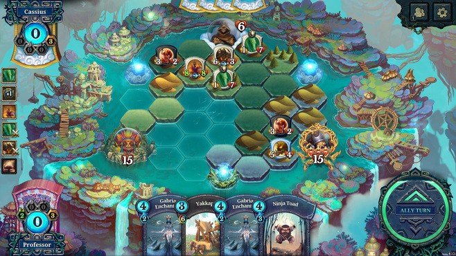 Faeria Screenshot 3
