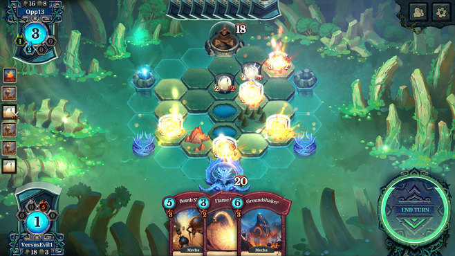 Faeria - Chronicles of Gagana Screenshot 1