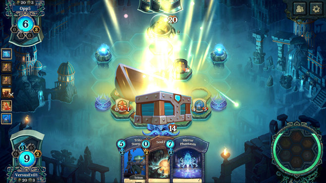 Faeria - Chronicles of Gagana Screenshot 3