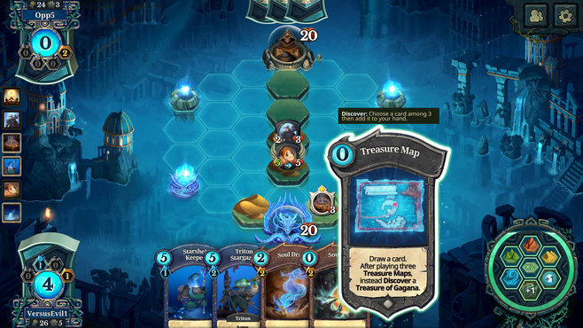 Faeria - Chronicles of Gagana Screenshot 4