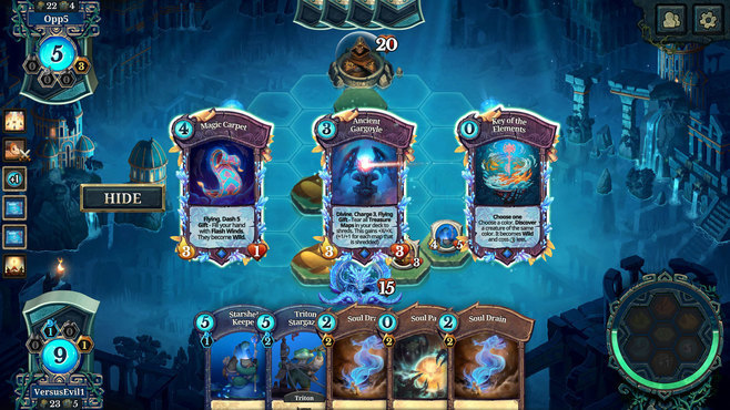 Faeria - Chronicles of Gagana Screenshot 5