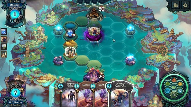 Faeria - Fall of Everlife DLC Screenshot 1