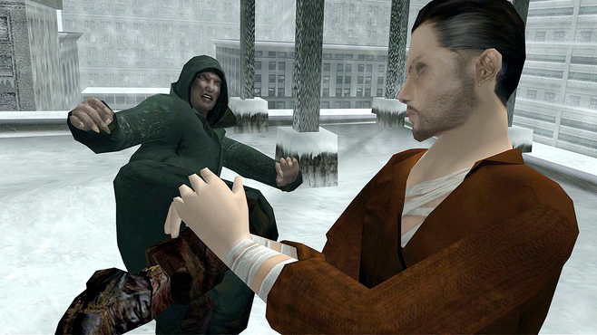 Fahrenheit: Indigo Prophecy Remastered Screenshot 7