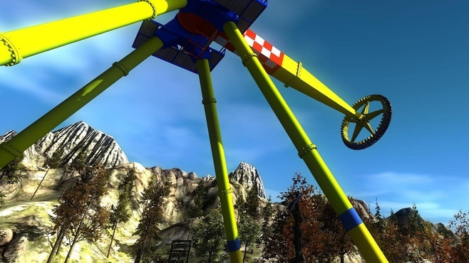 Fairground 2: Fun Ride Simulator Screenshot 1