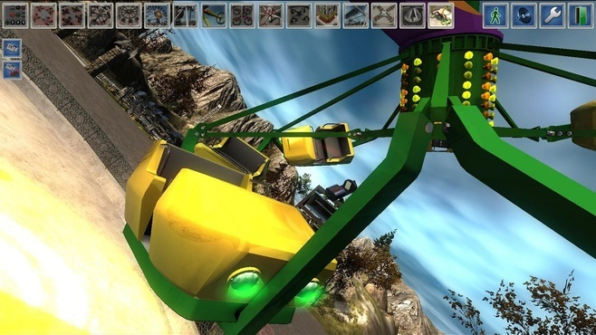Fairground 2: Fun Ride Simulator Screenshot 2