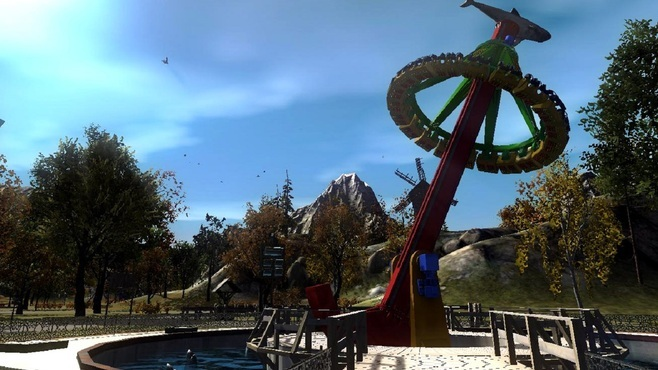 Fairground 2: Fun Ride Simulator Screenshot 4