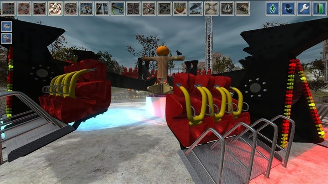 Fairground 2: Fun Ride Simulator Screenshot 5