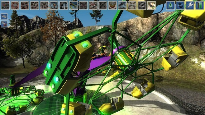 Fairground 2: Fun Ride Simulator Screenshot 6