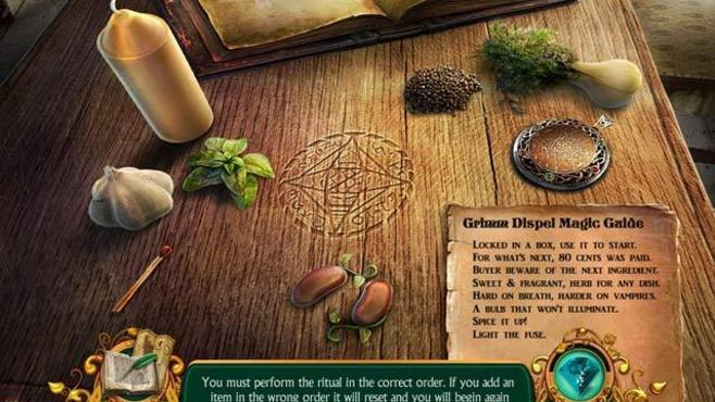 Fairy Tale Mysteries: The Beanstalk Screenshot 1