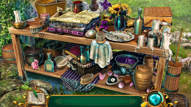 Fairy Tale Mysteries: The Beanstalk Collector's Edition Screenshot 1