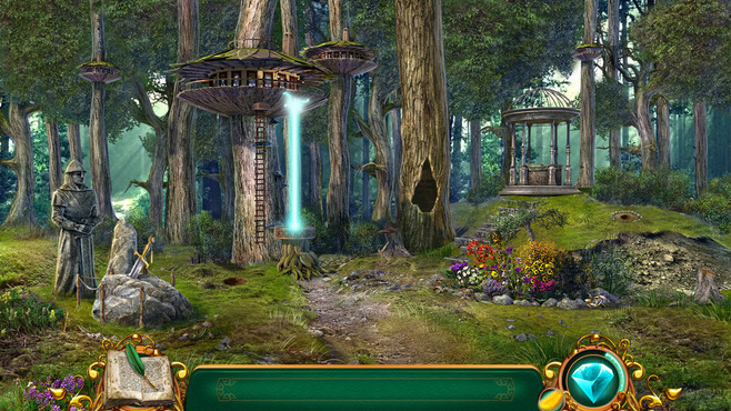 Fairy Tale Mysteries: The Beanstalk Collector's Edition Screenshot 2