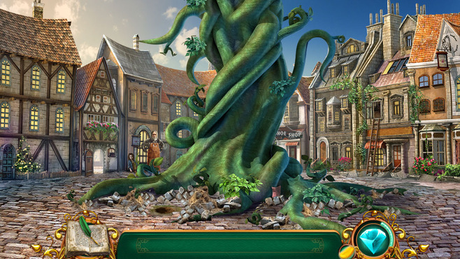 Fairy Tale Mysteries: The Beanstalk Collector's Edition Screenshot 3