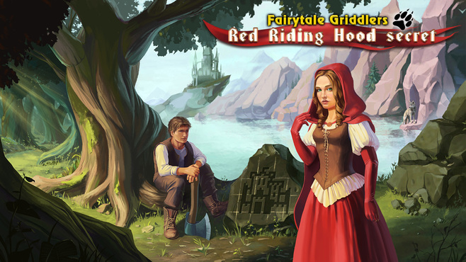 Fairytale Griddlers Red Riding Hood Secret Screenshot 1