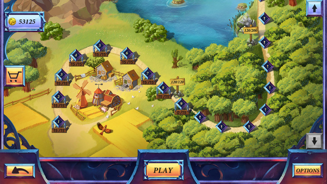 Fairytale Griddlers Red Riding Hood Secret Screenshot 4