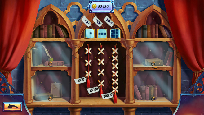 Fairytale Griddlers Red Riding Hood Secret Screenshot 5