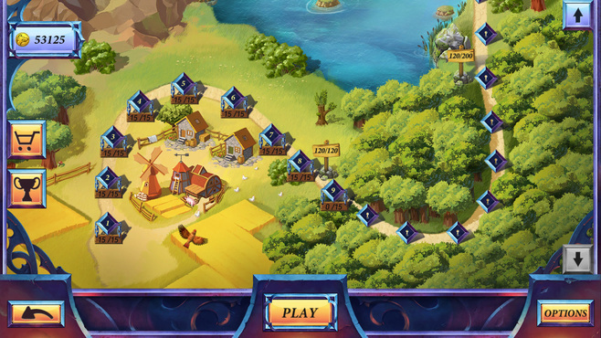 Fairytale Griddlers Red Riding Hood Secret Screenshot 6