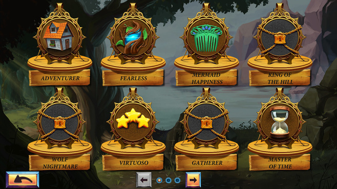 Fairytale Griddlers Red Riding Hood Secret Screenshot 11